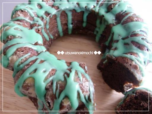 チョコミントシフォンケーキ_4