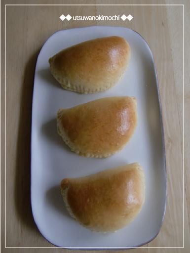 カスタードクリームチーズパン_1