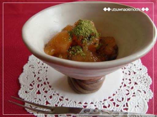 野菜ジュースのわらび餅_1