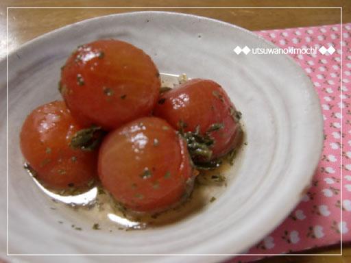 プチトマトのマリネ_1