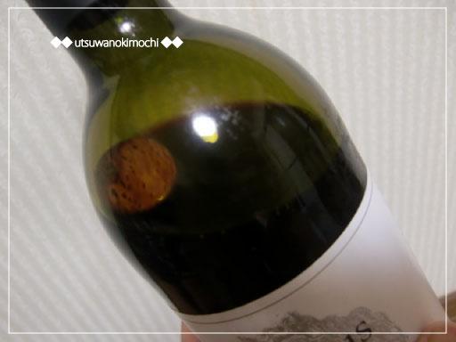 コルク入りワイン