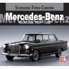 Mercedes-benz Heckflosse1961-1968