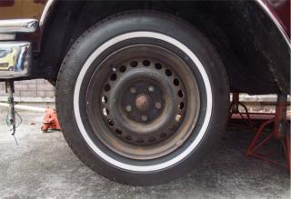 20101114フロントタイヤ