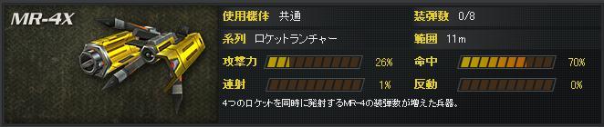 サブMR-4X