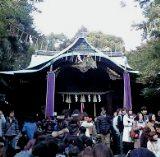 岡崎神社 本殿