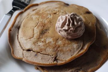 チョコチップパンケ