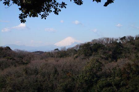 富士見台より
