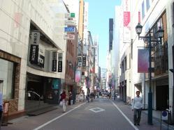 銀座ガス灯通り (2)