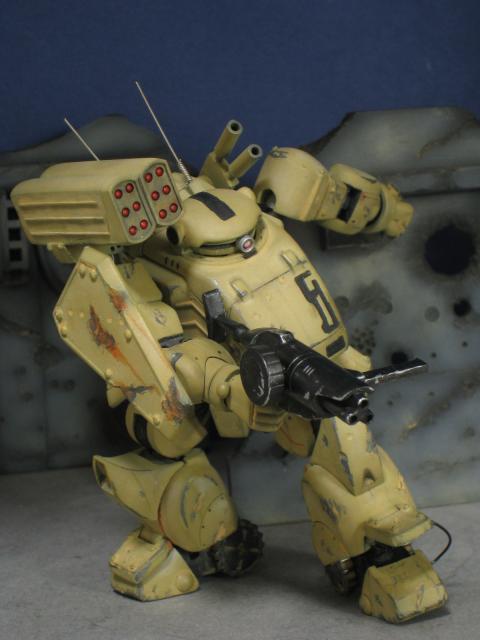 ファッティー陸戦B型