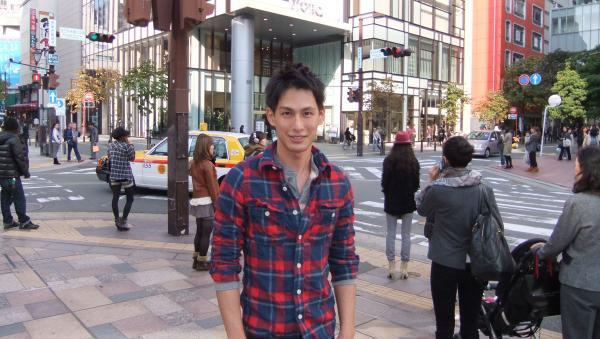 アバクロ福岡のイケメンスタッフさん・その2