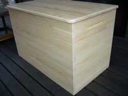灯油缶入れ木箱3
