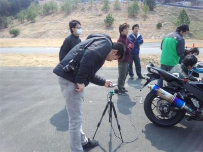 加速走行試験 (2)