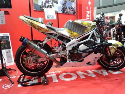 東京モーターサイクルショー (1)