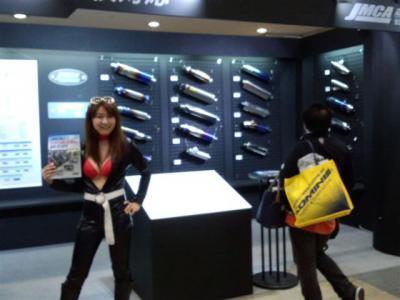 東京モーターサイクルショー (2)