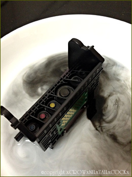 Canon/MP810 プリンター メンテナンス