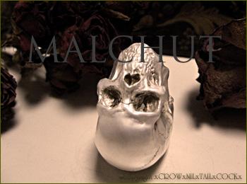 スカルリング MALCHUT(マルクト) | Silver925
