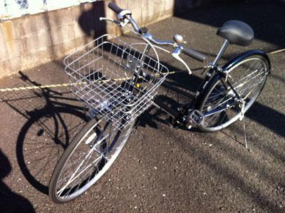 THISIS CT73R BL新しい自転車20130210