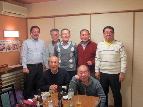 004王子サーモンOB会