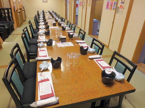 004宴会の部屋