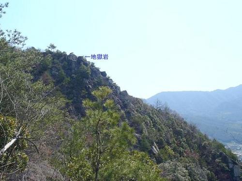 137-001日浦山