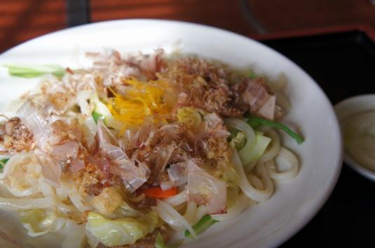富士川焼きうどん 味菜 うどん