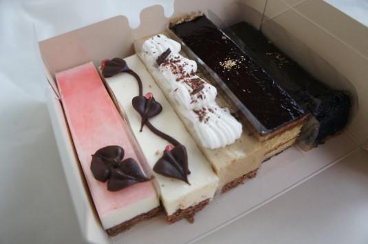 ニューヨークスティック ケーキ