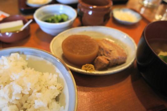 臺眠 麦とろ定食