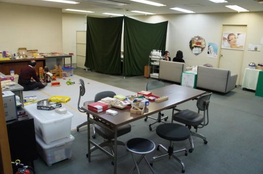 秋山製作所 中 子ども部屋