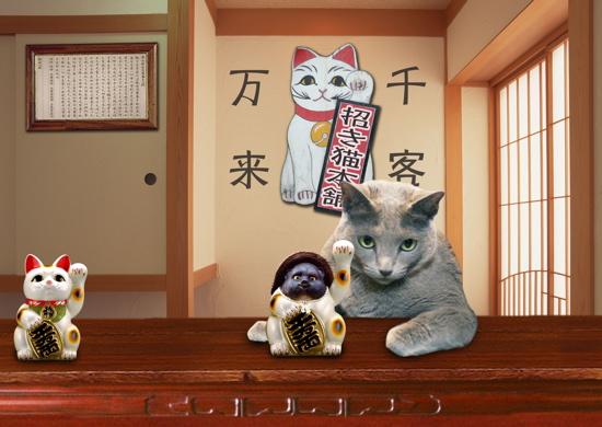 招き猫職猫5