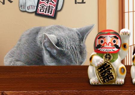 招き猫職猫10