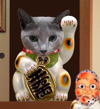 招き猫職猫27