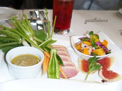 パークサイドカフェ前菜