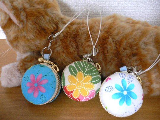 マカロン3つと猫のおなかP1050427