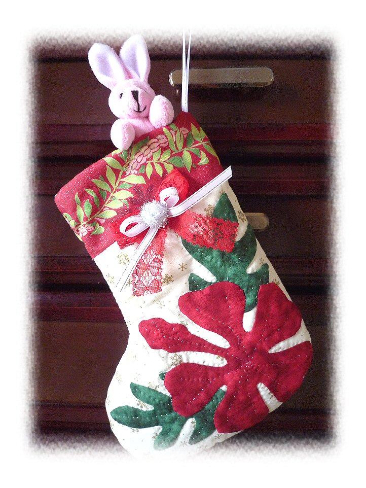 クリスマスブーツ1P1010849