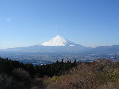 足柄富士山