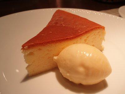 チーズケーキ@シャンドフルール