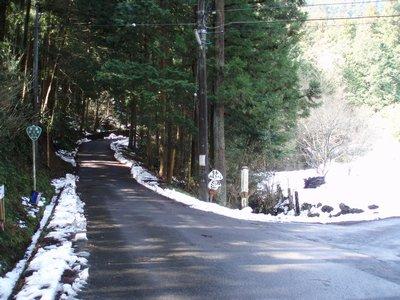 猿岩線はまだ雪解け待ちです
