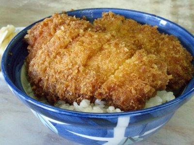 ソースカツ丼@洋食 つばき