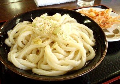 讃岐うどん 冷熱(麺/汁)@武村(川本)