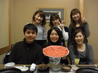 2010忘年会と1月休診日のお知らせ
