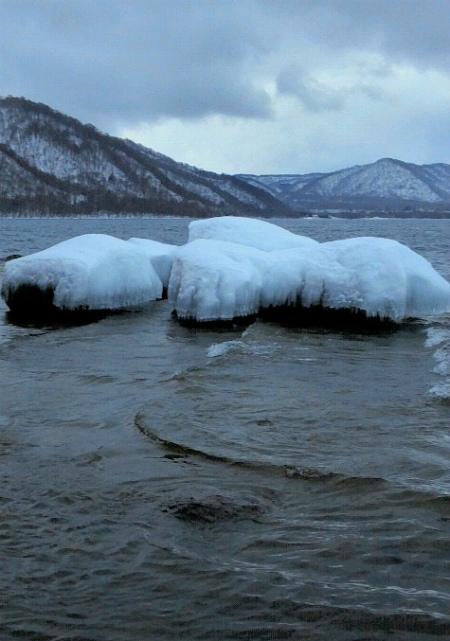 冬の十和田湖4