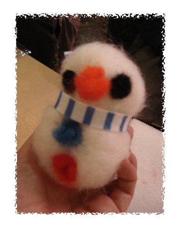 雪だるま講習1