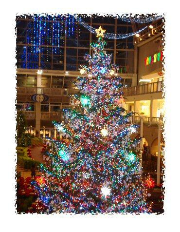 ファクトリークリスマスツリー2