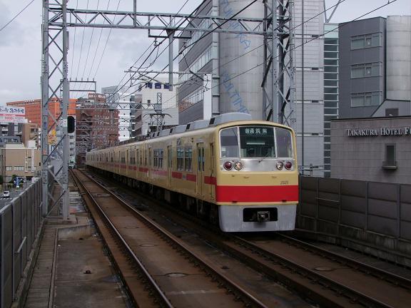 西鉄2000系