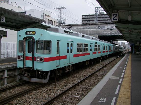 西鉄5000系