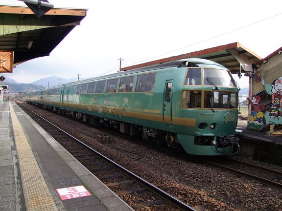 キハ71系の形式写真
