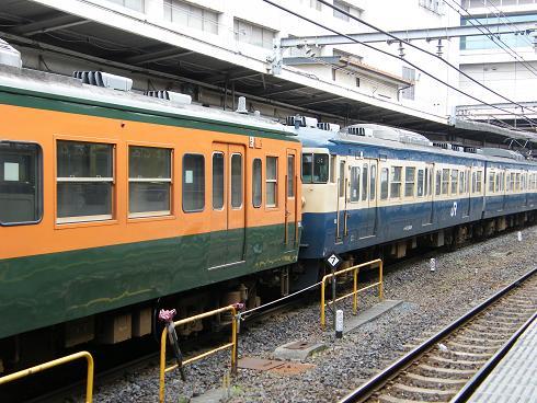 連結!湘南電車と総武線