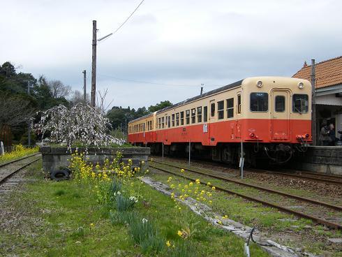 小湊鉄道キハ200