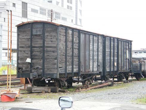古い貨車Ⅱ