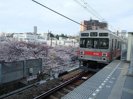 東急電鉄中目黒駅
